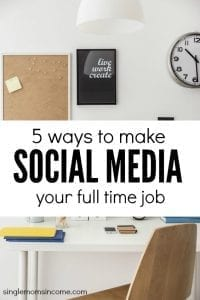 5 Social Media Jobs You'll Love