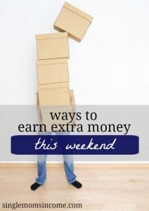 4 Ways to Earn Extra Money on the Fly This Weekend