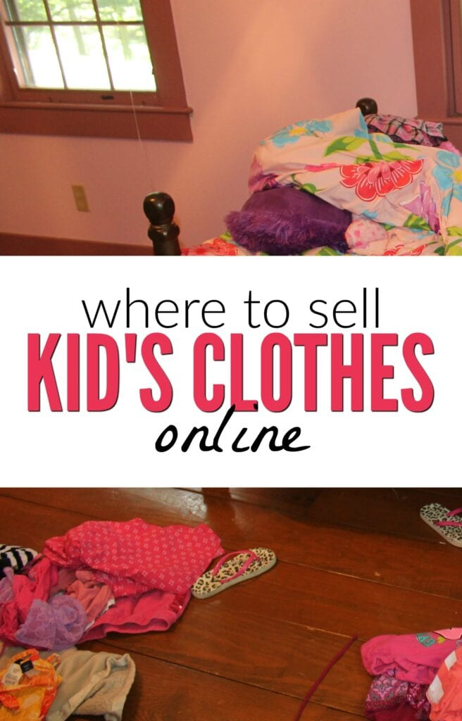 Where to sell clothes online for free