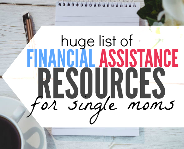 If You Re A Struggling Single Mom There S Plenty Of Help Available To