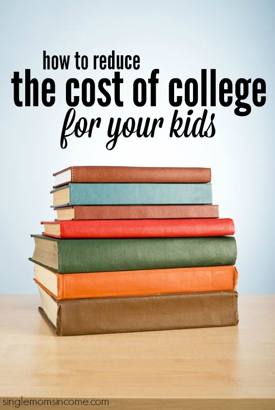 Like anything else in life college can be as expensive as you make it. Here's how to dramatically reduce the cost of college.