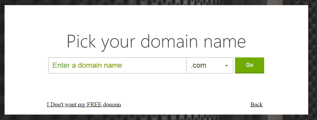 godaddy-domain