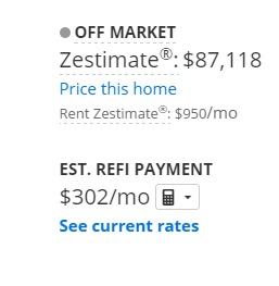 Zillow Hud Home