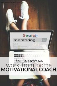 How to Be a Work-From-Home Motivational Coach