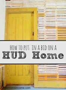 I just had my first experience with a HUD home and learned a lot. Here's how to a put in a bid on a HUD home and all the other things you need to know.