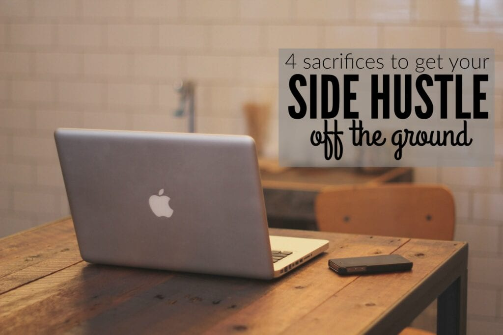 Side hustles require a lot of hard work in order to see positive results. Here's how I was able to turn my side hustle into a full time job.