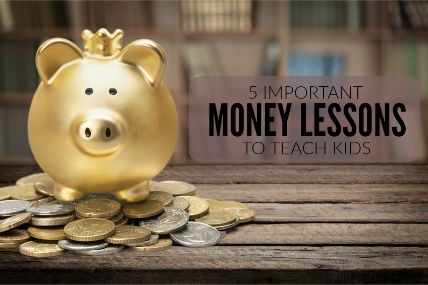 We can't stop our kids from making every money mistake, but here are a few important money lessons kids need to learn in order to ace their finances in adulthood.