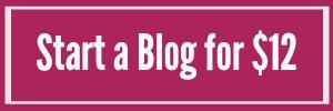 start a blog for twelve sb2