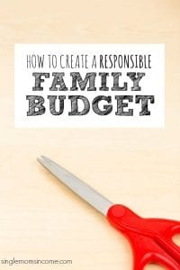 How to Create a Responsible Family Budget