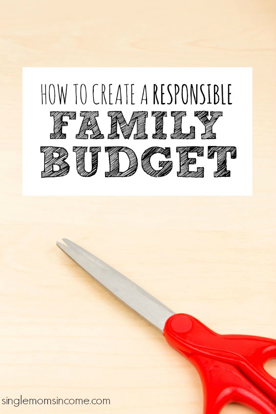 Want to set your family up for success? Here's how to create and implement a responsible family budget that will bring you great stability.