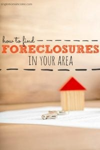 How to Find Foreclosures in Your Area