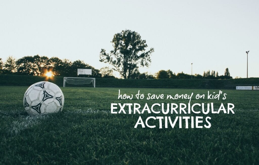 As some kids get older, they may want to participate in more types of activities. Here's how to save on kids extracurricular activities.