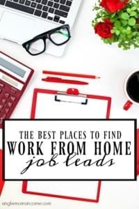 The Best Sources to Find Work From Home Job Leads