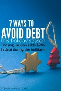 7 Ways to Avoid Getting Into Debt This Holiday Season