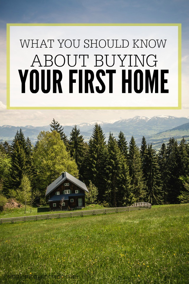Whether you're thinking about buying your first home in 6 months or 4 years, here are some important things you need to know and plan for.