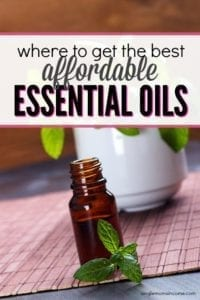 Where I Buy Affordable Essential Oils