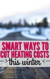 How to Cut Your Heating Costs This Winter