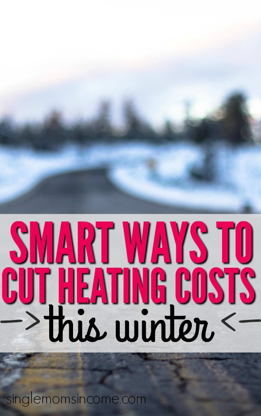 It's easy to go from a low heating bill throughout the year to a $200+ monthly bill during the winter so if you're looking for ways to save, consider these tips.