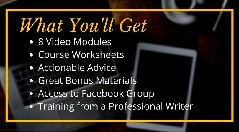 Earn more writing course. Courses are a way for writers to earn passive income