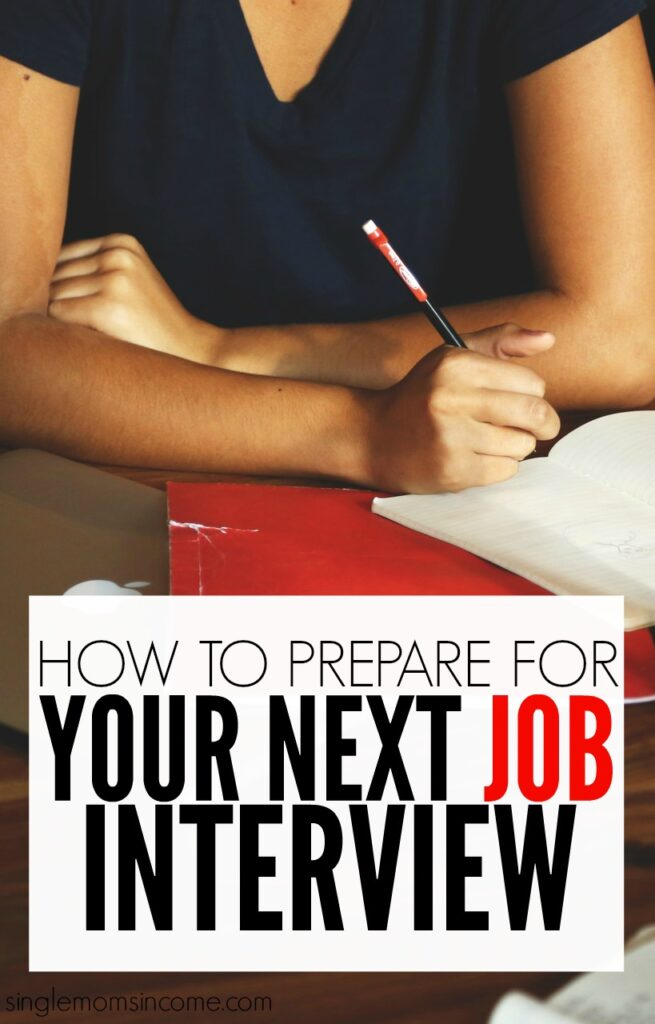 How To Prepare For Your Next Job Interview