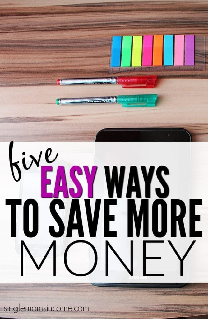 Get an income boost? Don't fall victim to lifestyle inflation and stop saving! Here are five easy ways to to save money that anyone can do.