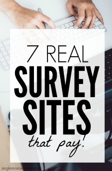 7 Real Survey Sites That Pay