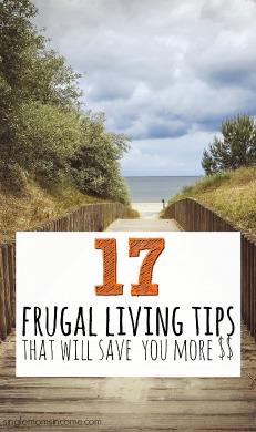 17 Frugal Living Tips That Will Save You More Money