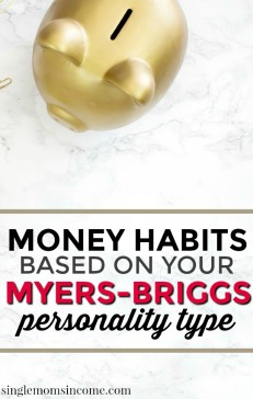 Interested in how your personality affects your money management? Learn your money habits based on the results of your Myers-Briggs personality type!