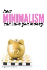 Having less allows you to live more. There are tons of ways minimalism will save you money, too. Here are just a few of the amazing benefits!