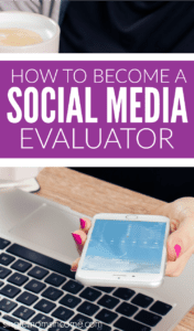 Love social media? Here's how you can become a social media evaluator through Appen. The hours vary but the pay is great for this type of work!