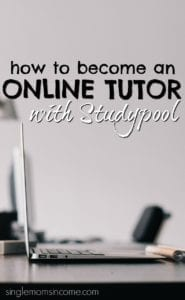 If you're looking for a tutoring site that falls into the unconventional category, this might be it. Here's how to become a tutor with Studypool.