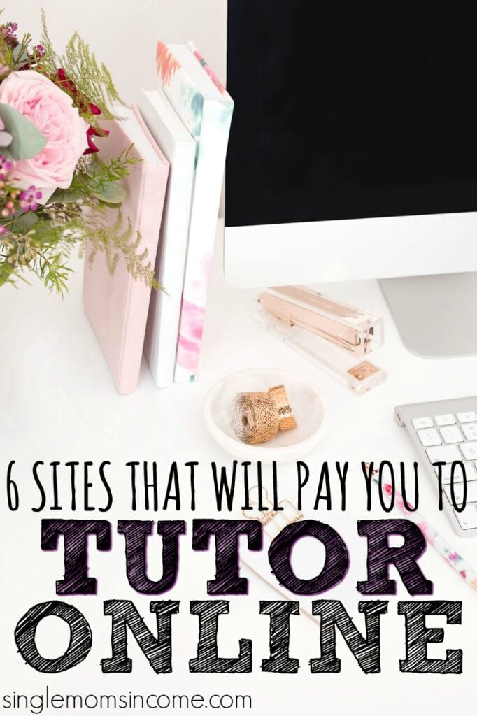 If you're ready to earn some extra money tutoring can be a great, flexible option. Here are six sites that will pay you to tutor online.