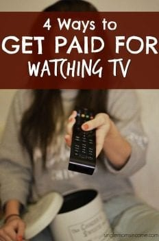How to Make Money Watching TV