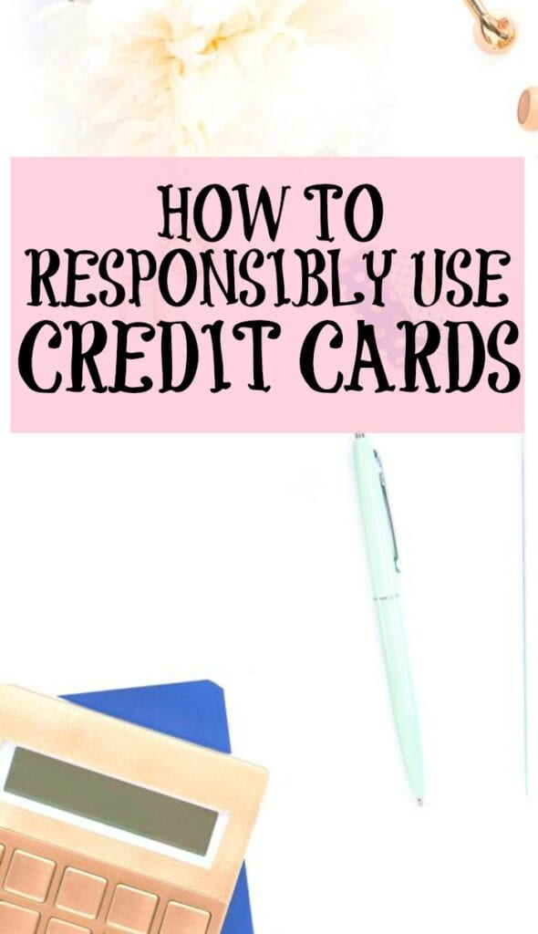 Scared of credit cards? We don't blame you! Here's how to improve your relationship with credit cards and use them responsibly.