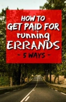 How to Earn Extra Money Running Errands