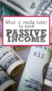 What You Truly Need In Order to Earn Passive Income