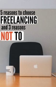 5 Reasons to Choose Freelancing (And 3 Reasons Not To)