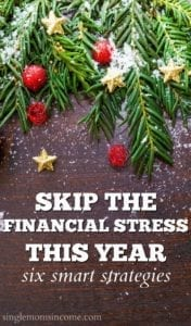 How to Avoid Stressing Out Over Money This Holiday Season