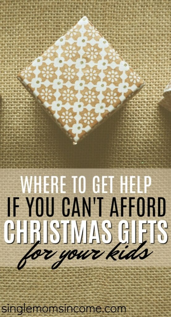 There is plenty holiday help for families in need during this time of year and you owe it to yourself to explore all of your options and have a happy holiday season.