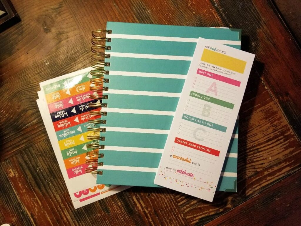 With so many amazing planners on the market it's hard to know which to choose! Here's my Living Well Planner review with details and honest thoughts.
