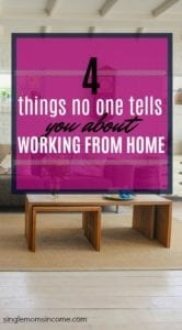 4 Things People Don't Tell You About Working From Home