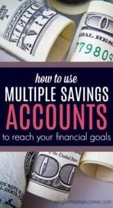 How to Reach Your Financial Goals With Multiple Savings Accounts