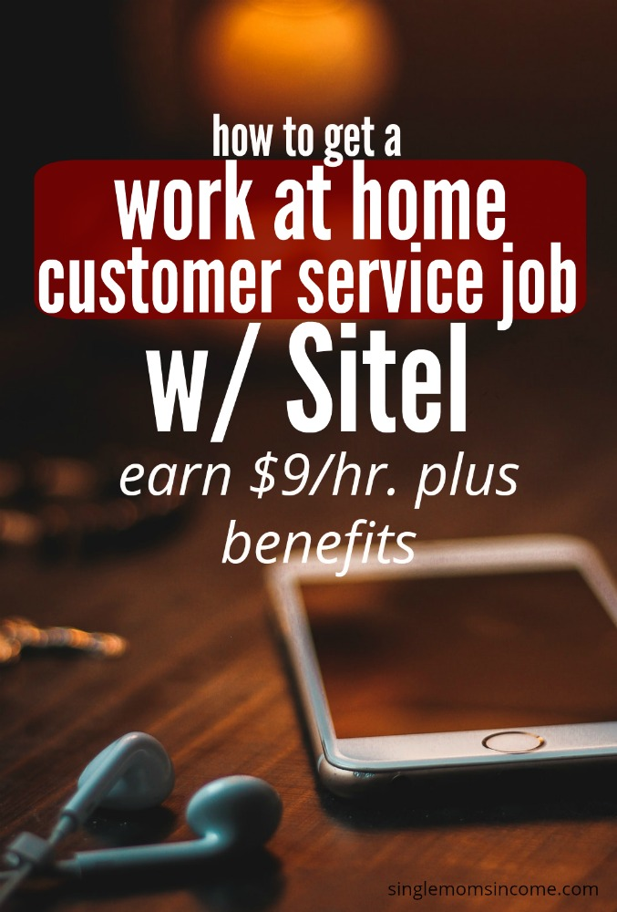 Sitel Review Work At Home Customer Service Benefits Available