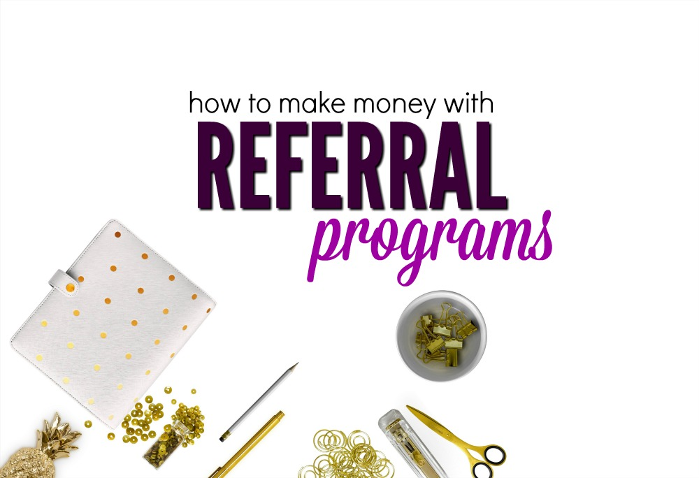 Word of mouth is still the most powerful marketing tactic for businesses. Here's how you can make money by referring your friends to a company you love.
