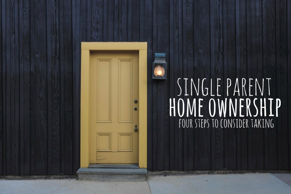 Even though single parent homeowners are the minority doesn't mean you can't own your own home. Here's how single moms can buy a home.