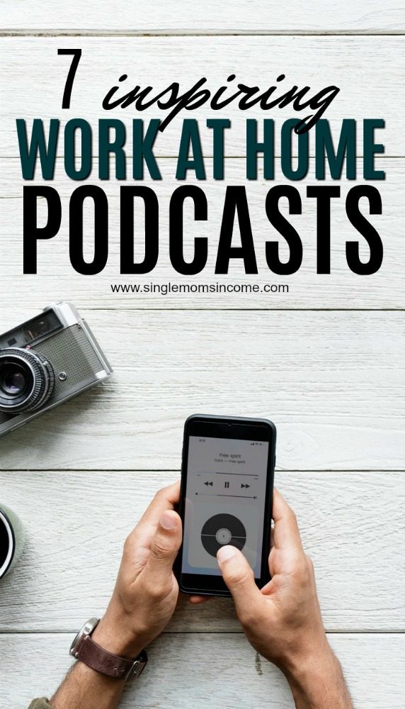 Need some motivation to stay focused on your big goals? Here are 7 of the best work at home podcasts to inspire you to action.