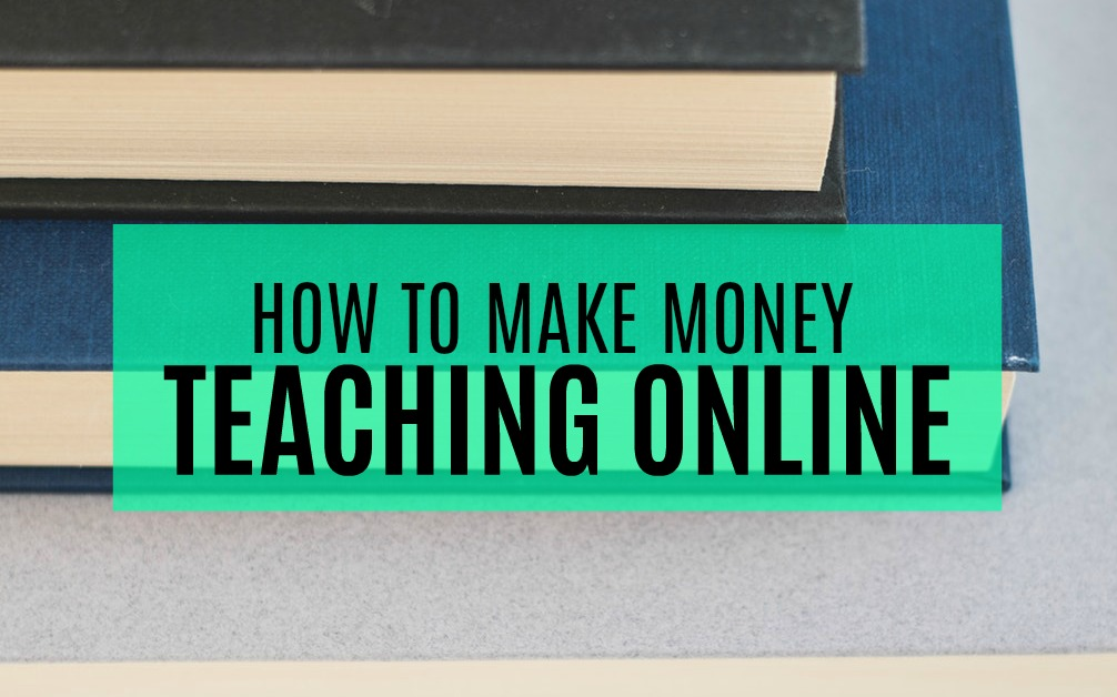If teaching has always been a passion for you, consider becoming a teacher online. You can work from home, set your own hours and pick any company or subject that you would like.