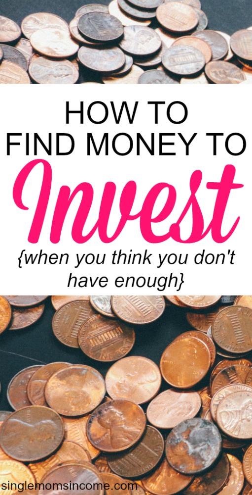 Investing can be a challenge when you have debt, important bills, and other financial responsibilities to focus on. Here's how you can find the money to start investing and save for your future anyway