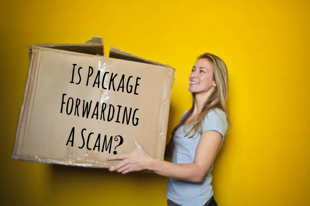 Is package forwarding a legit job? Well, if it sounds too good to be true, it usually is! Get the low down on how this scam works in our overview.