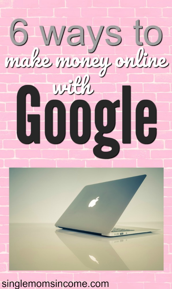 Using Google's tools, features and benefits can allow you to earn a sizeable income. Here are some of the best ways to make money online with Google. #workfromhome #google #sidehustle